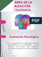 LA TAREA DE LA EVALUACIÓN PSICOLÓGICA.pptx