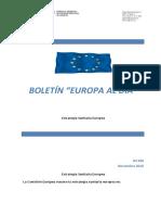 Estrategia Sanitaria Europea