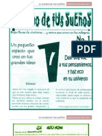 EL RUMBO DE TUS SUEÑOS No1 2008