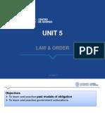 CL8 UNIT 5-2