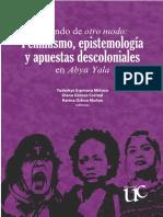 Tejiendo Feminismo Abya Yala (Extractos)