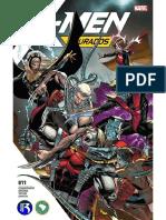 X-Men Dourados v2 11 - Marc Guggenheim