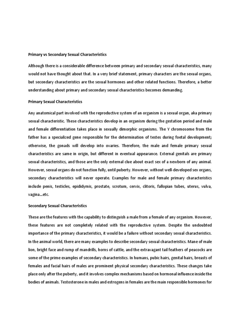 female-secondary-sex-characteristics