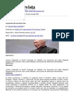 Nueva Revista - Lecciones de Lee Kuan Yew (2)