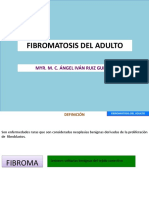 Fibromatosis del adulto e infancia