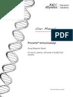 Immunology Serology ProcartaMag SPBL 020912