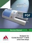 Servicemanua Urinel CS 100 GB