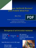 Antibiotik IDI Jakarta Utara 2015