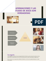 Actitudes de Jesus