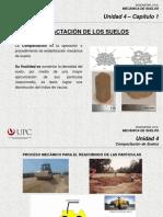 4.1 Compactación (MSD)