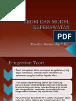 Pp Teori & Model Kep