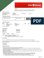 Lion Air ETicket (QIDBGW) - Sukardi