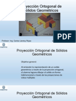 Proyeccion Ortogonal de SG