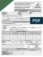 Cuestionario 2 - Profesionales Medicos y Enfermeria