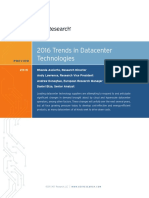 Datacenter Tech Trends Report
