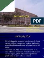 Apendicitis( DR. MOISELA).