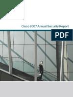Cisco 2007 Annual Security Report