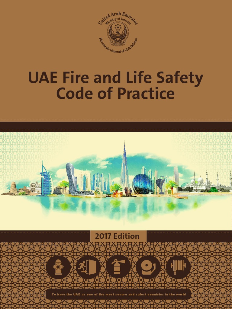 UAE Fire & Life Safety Code of Practice _2017_Final | United Arab