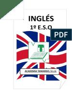 Inglés 1º E.S.O. 3.1. 1