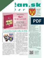 Račan.sk výber 2/2017 - október 2017