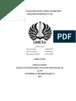 Print Laporan Hasil Pelatihan Kel 4 Fixx