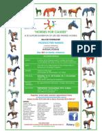 Art Horse Invite