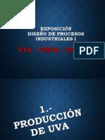 Uvas, Vinos y Singani en Bolivia