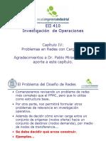 CAPITULO 4 Diseño de Redes Parte I