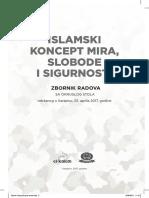 Karakteristični elementi islamske tradicije Bošnjaka