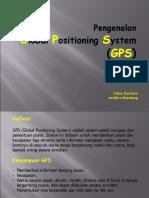 Tayangan GPS