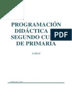 Programación 2º 2017-18