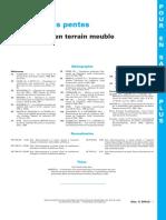 Stabilité des pentes - Glissements en terrain meuble - TIPesp-c254.pdf