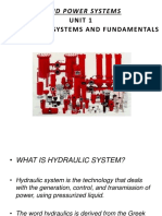 UNIT 1 - INTRODUCTION TO HYDRAULIC SYSTEM.ppt