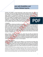 GPC Natural Disaster Ref Sheet Persons Disabilities En