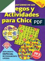 Juegos y Actividades Para Chicos