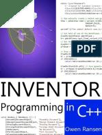 Autodesk Inventor Programming In C++