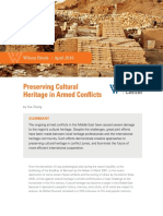 Preserving Cultural Heritage in Armed Conflicts.pdf