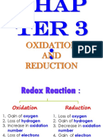 OXIDATION AND REDUCTION SPM FORM 5