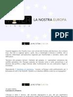 La Nostra Europa-1