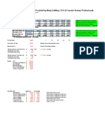 Sample Financial Model
