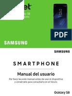 Manual Samsung Galaxy s8
