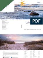 Gastgeberverzeichnis Hohwachter Bucht 2018