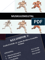 PPT MUSKULOSKELETAL P1