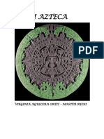Reiki Azteca y Rituales
