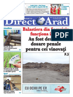 Direct Arad - 89 - 26 octombrie 2017