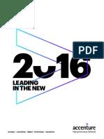 Accenture 2016 Shareholder Letter10 K006