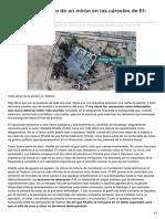 El caparazón Diario de un mirón en las cárceles de El-Asad