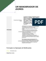 Formação empilhadores e plataformas