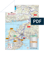 46 Marmaris Rally Turkey 2017 Overview Map