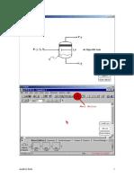 Flash Simulation With ASPEN